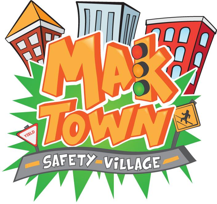 Kids Town Logo Mak Town
