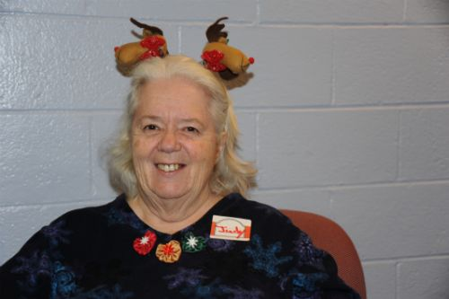 Reindeer Games with Judi