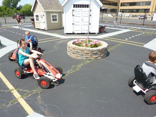 Fun and learning in MAK Town