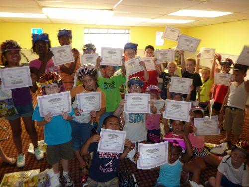 Safety Village Graduates!